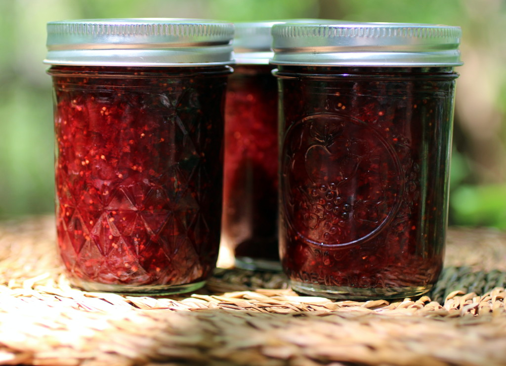 strawberry-elderflower-jam