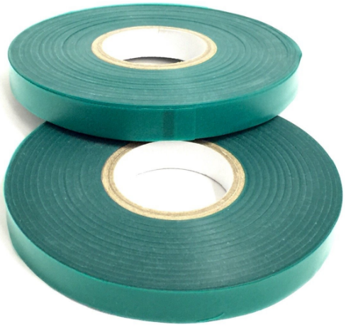Soft and stretchy plant tape. Takes a little more time but tends to be best for plants.
